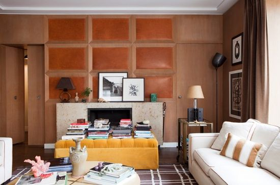 Living Room design by Nate Berkus