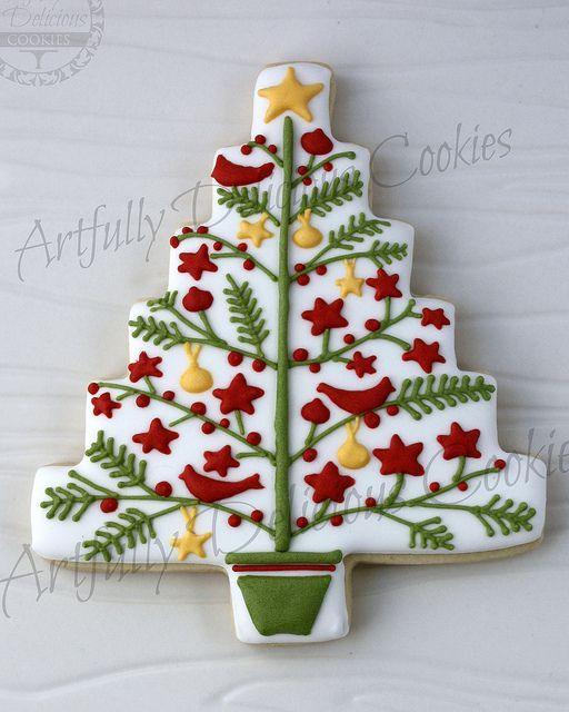 amazing Christmas cookie.... :)