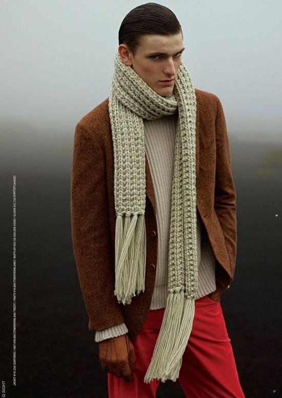 #scarf #winter #color