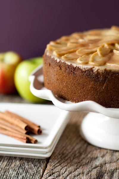 Apple Cinnamon Cheesecake(