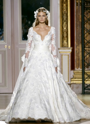 Bridal Couture: Zuhair Murad Fall 2012