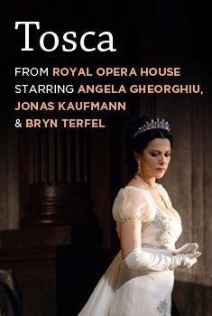 Opera - Emerging Pictures.  Tosca.