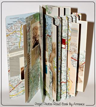 using maps as pages