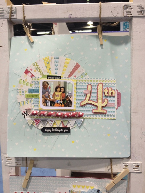 BRAND NEW CHA Winter 2013 Lily Bee Designs - Scrapbook.com