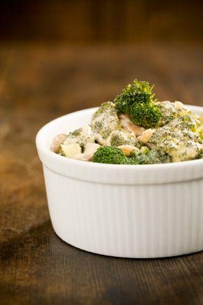 Paula Deen Cheesy Broccoli Bake