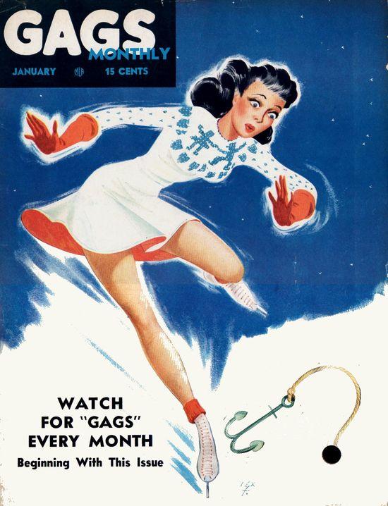 Gags January, 1942