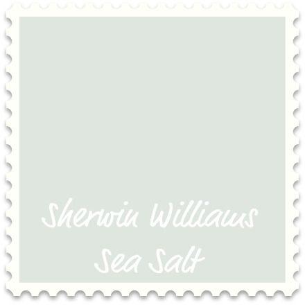 Sherwin Williams Sea Salt    Housetweaking blog