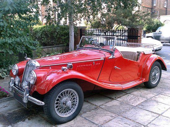 ? vintage car
