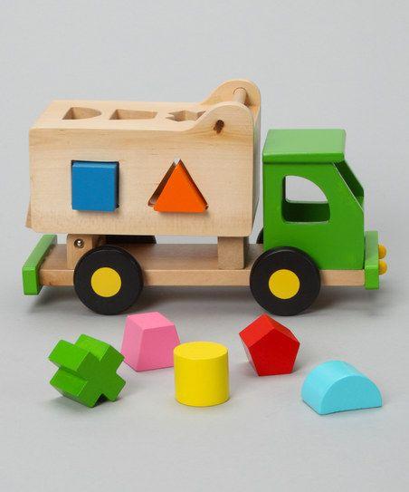 Sort 'n' Tip Garbage Truck Set