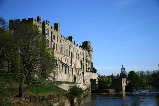 Warwick Castle by Paul Reynolds
