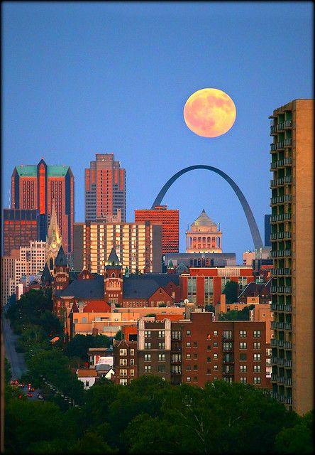 City of St. Louis, Missouri