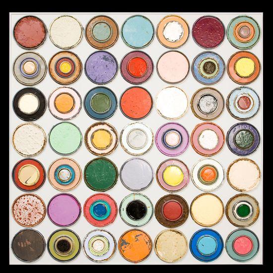 paint can lids