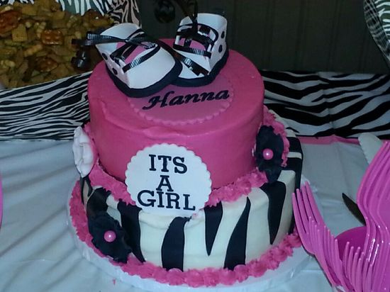Hanna's awesome and yummy cake
