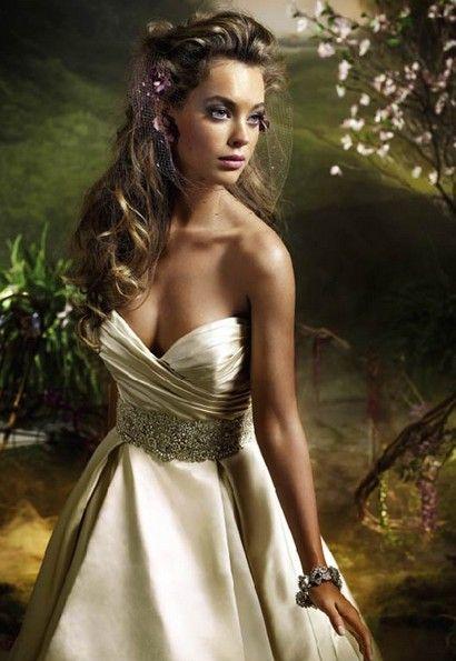 romantic wedding dress wedding dresses