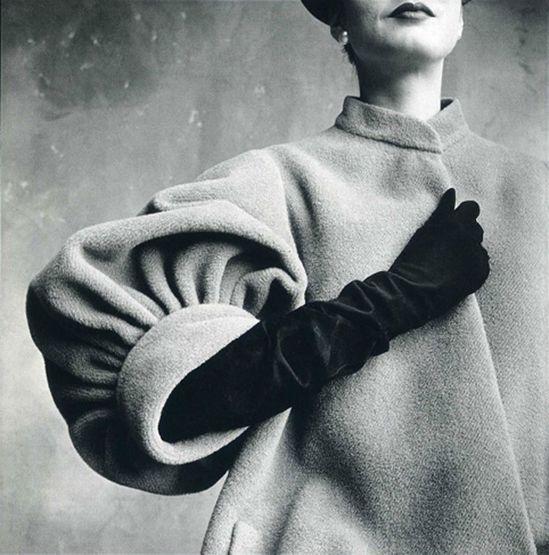 Balenciaga by Irving Penn