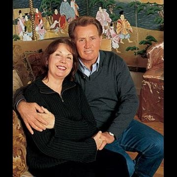 Martin Sheen and Janet Templeton married since 1961