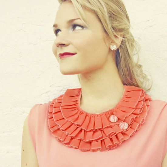 gorgeous bib necklace - mojospastyle