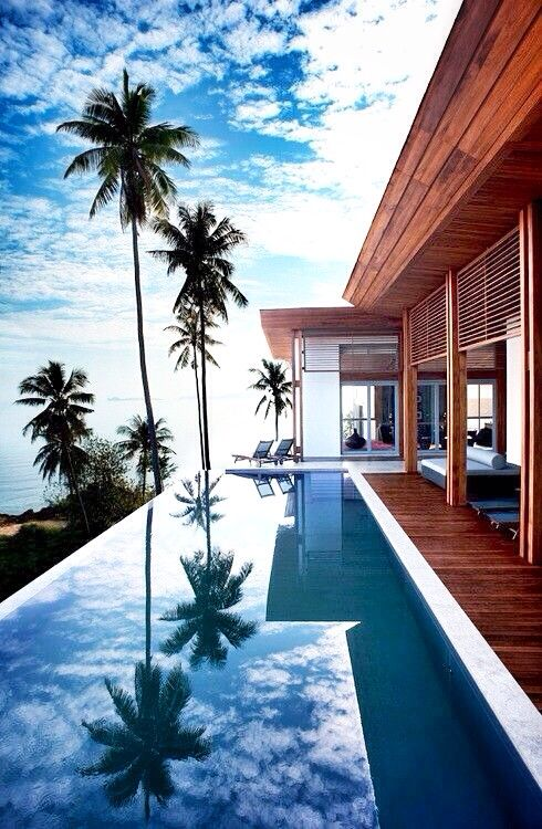 Beautiful beach house