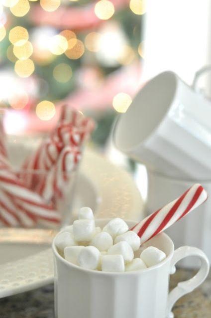 Hot Chocolate anyone? » Between You & Me