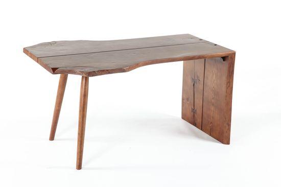Wooden Folding Designed Office Desk