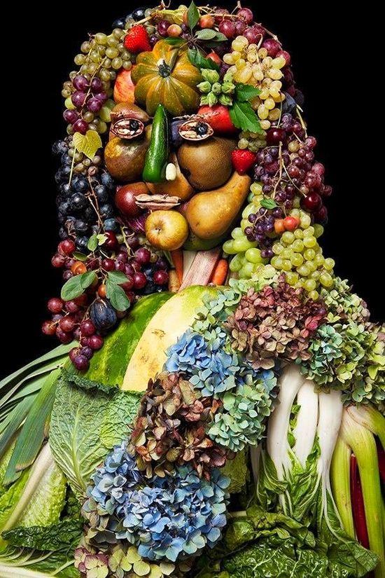 Beautiful food art