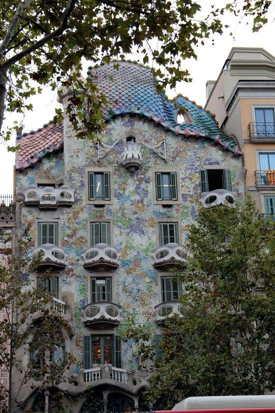 Gaudí architectural masterpieces #Barcelona
