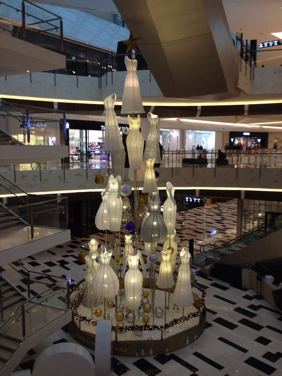 IFC Mall Christmas decoration