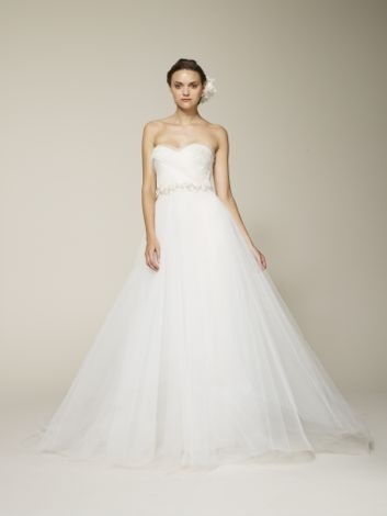 Marchesa Spring 2013 Wedding Gown Collection