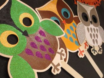 Halloween Owl Party Idea