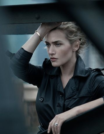 Kate Winslet by P Lindbergh