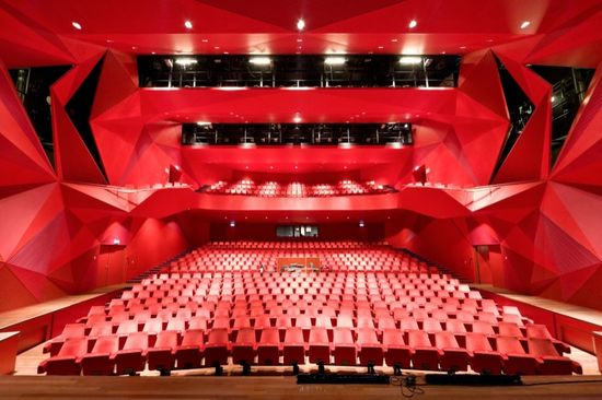 Theatre Agora / UNStudio
