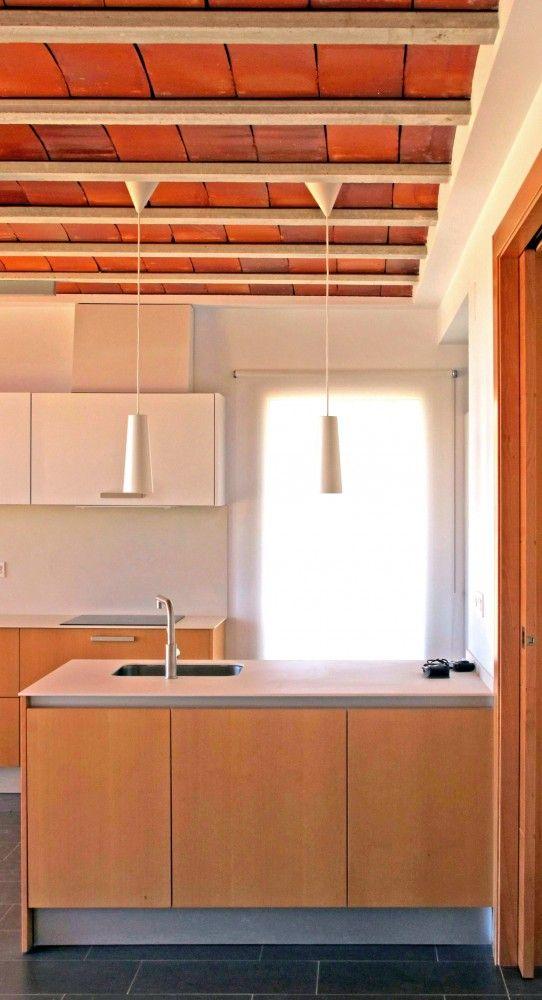 House for Pau & Rocio / Arnau Tiñena Architecture