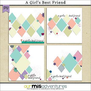 A Girl's Best Friend - Bundle