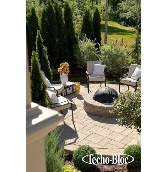 Valencia Fire Pit - Home and Garden Design Ideas