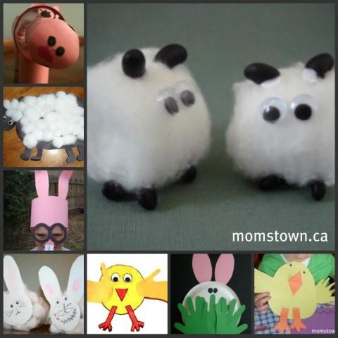 baby animal crafts