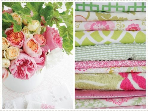 pink and #Green Collections