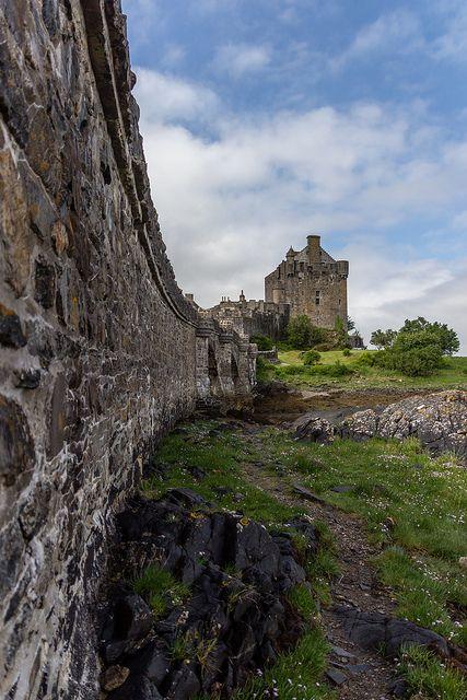 Eilean Donan Castle - Dornie, England