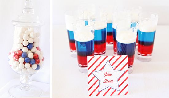 how to throw a patriotic party {perfect for the 4th of july}