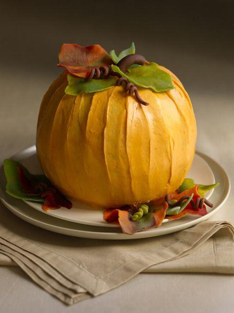 Pumpkin cake :)