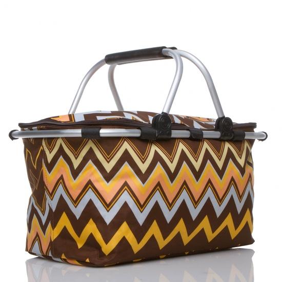 Adorable Picnic basket! #picnic