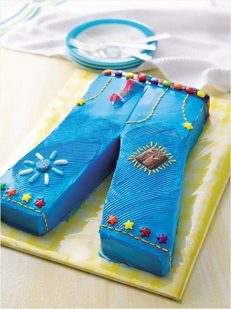 Awesome... 100 Easy Kids' Birthday Cake Ideas