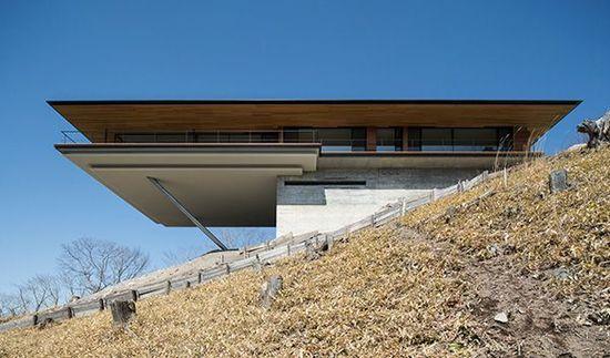 kidosaki architects modern house
