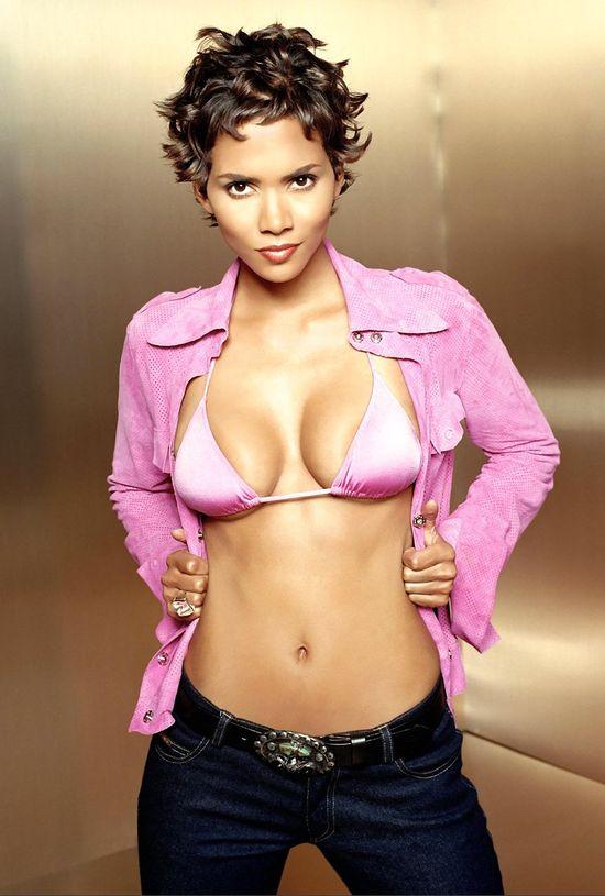 Halle Berry #hot #black #celebrities #actresses #women #beauty #photography