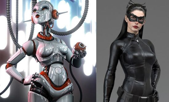 25 Stunning 3D Character Designs and 3d Rendered Models. Follow us www.pinterest.com...