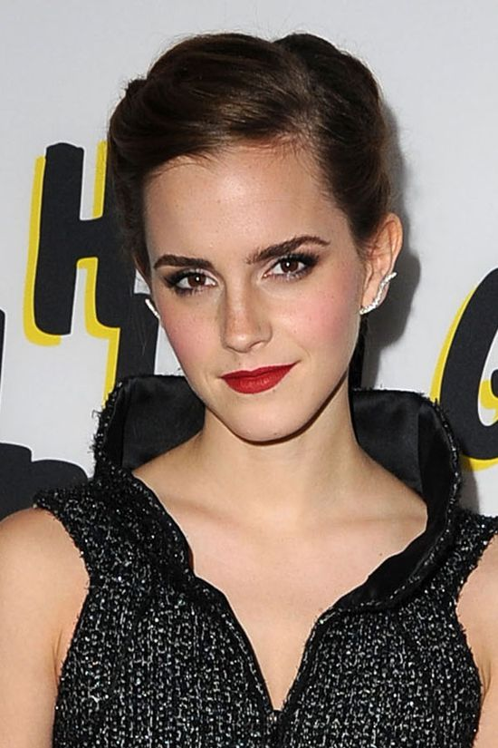 Emma Watson's Beauty Evolution: 13 of Our Favorite Moments Like Emma at The Bling Ring premiere in June 2013