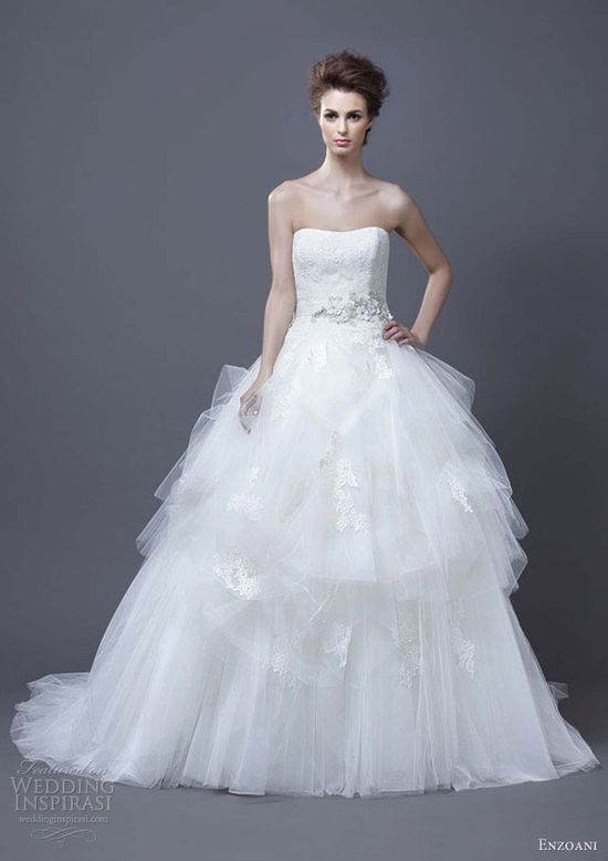 enzoani wedding dresses 2013