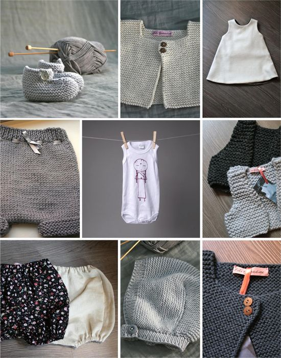 Cute baby knits…