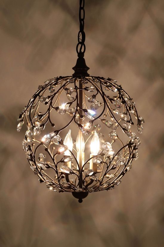 pendant chandelier...anthropologie