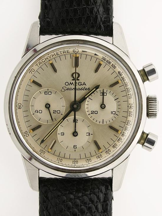 1964 Omega Seamaster chronograph ....great looking watch