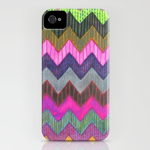 schatzi brown iphone case